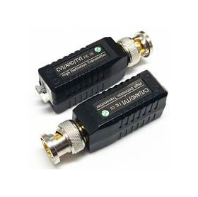AHD Video Balun without Lead up to 300m (2 Pack)