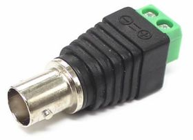 BNC Female Connector - Screw Termination