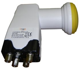 Golden Media Quad LNB