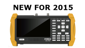 Revez HD-PRO - DVB-S2 / T2 / C2 Measuring Instrument