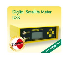 Horizon HDSM v3 USB Satellite Meter