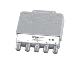 4 Way Powerpass Outdoor Splitter (Revez)