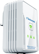 Load image into Gallery viewer, Technomate TM-500 HP Wireless Range Extender & Homeplug