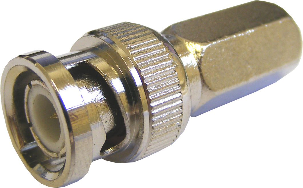BNC Male Twist-on Connectors(RG59)