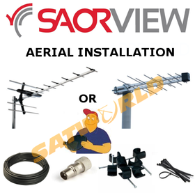 Saorview Aerial Installation