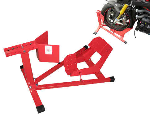 Motorcycle Position Stand