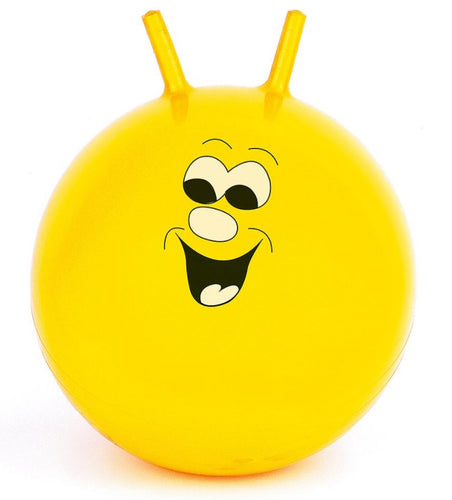Jump N Bounce Hopper-50cm (Smiler) YELLOW