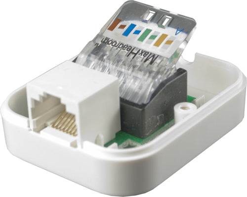 NO-TOOL RJ45 Gigabit Socket