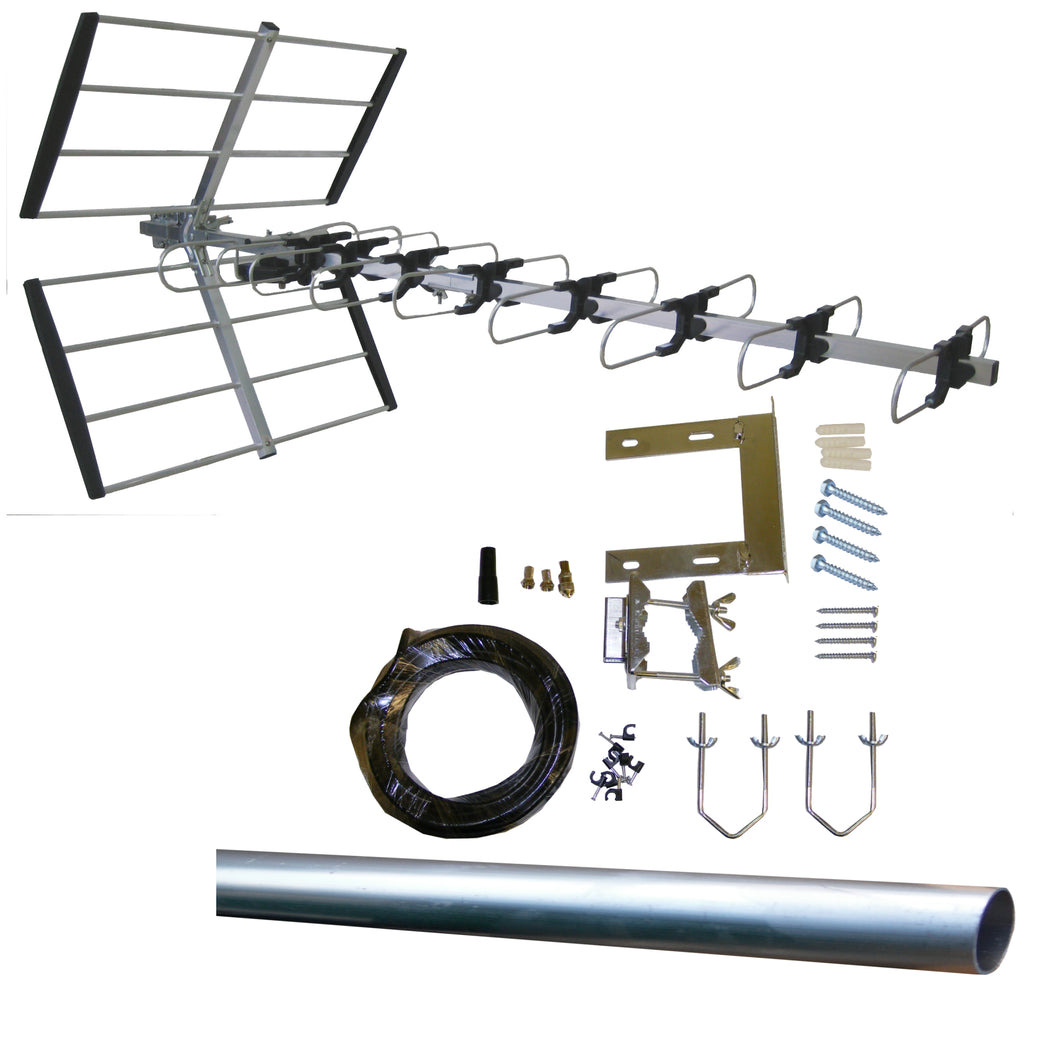 48 Element 12dB CAI Aerial Kit  - FOR RETAIL