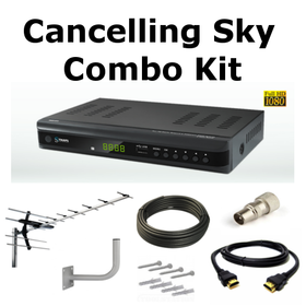 Cancelling Sky Combo Kit