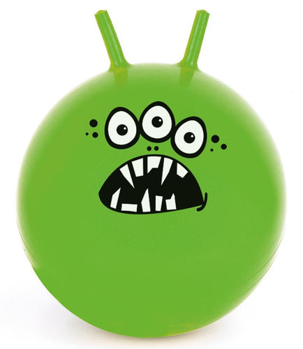 Jump N Bounce Hopper - 60cm (Scary) GREEN