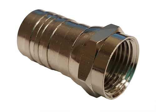 Economy Crimp 'F' Connector (100 Type)