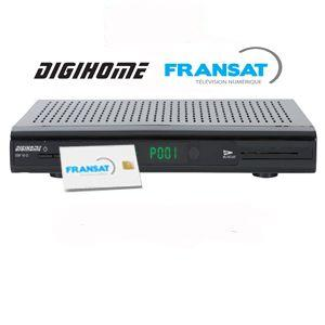 Fransat Receiver DISCONTINUED
