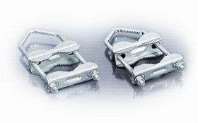 Double U Clamp Set