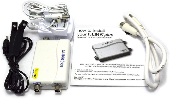 Global™ TvLink Plus (Incl. Power Supply)