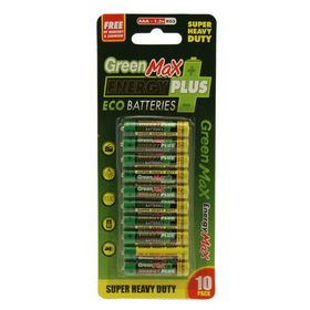 AAA Batteries (20 Pack)