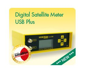Horizon HDSM v3 USB Plus Satellite Meter