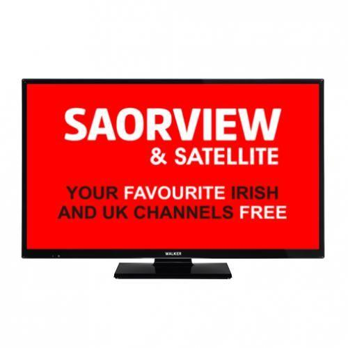 Free-to-air + Saorview HD Package to 4 rooms Including Installation-FREE TV