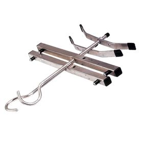 Set of 2 Roof Rack Ladder Clamps