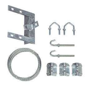 "Chimney Bracket 6"" & Lashing Pack"