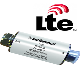Antiference 4G LTE Filter Channel 57