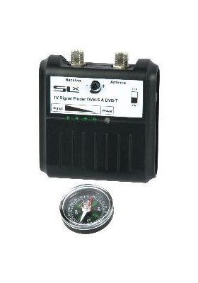 Combo Satellite & Terrestrial Signal Finder