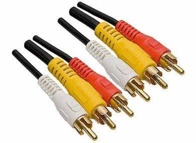 1.2m RCA to RCA Lead  (Premium Quality)