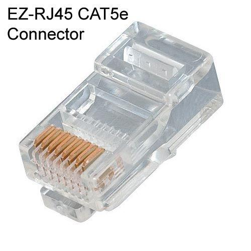RJ45 Ethernet Cable Connector (1s)