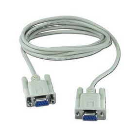 RS232 Null Modem Serial Cable