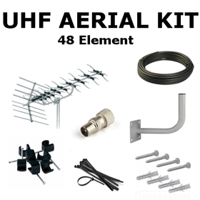 Saorview UHF Aerial Kit (High Gain)