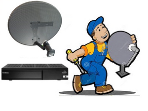 Fransat France High Definition Recorder Package