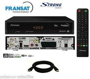Fransat HD Receiver (PVR Ready)