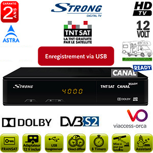 TNTSAT France HD Receiver (PVR Ready)