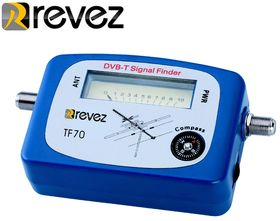 Revez HDT2 TF70 Digital Terrestrial Finder