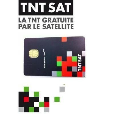 TNTSAT France renewal card