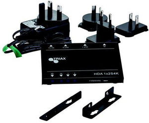 TRIAX HDA 2 Way 4K HDMI Splitter