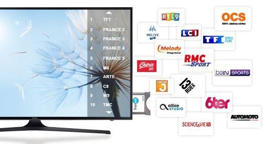 Walker 43'' LED Full HD Television + Fransat CAM
