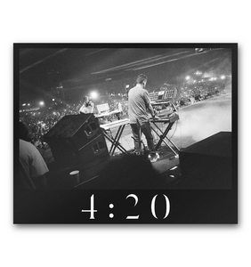 MIKE DEAN 4:20 POSTER