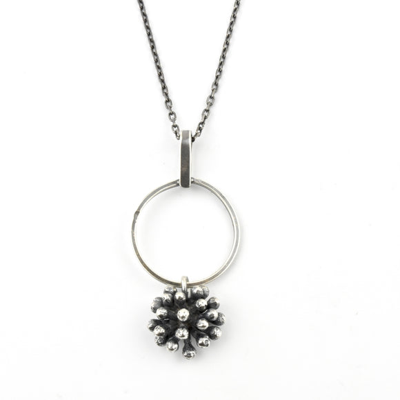 Mimosa Blossom Necklace