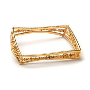 Rectangular Bangle