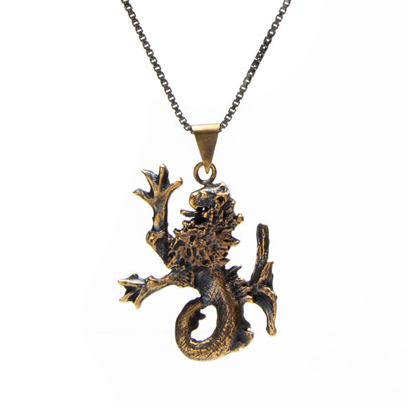 Mythical Sea Lion Necklace