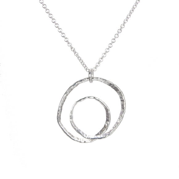 Curlique Necklace sterling silver