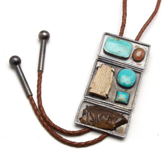 Hinged Bolo Tie