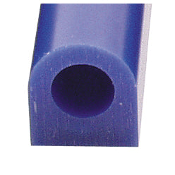 Wax, Ring Tube Flat, Blue Medium