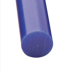 Wax, Ring Tube, Large Round Solid, Blue