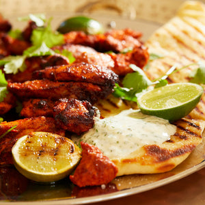 Coconut & Lime Marinated Tandoori Chicken