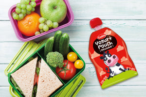 Five fresh ideas for feel good school lunches