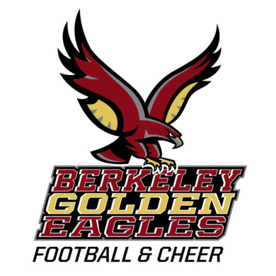 Berkeley Golden Eagles Pin