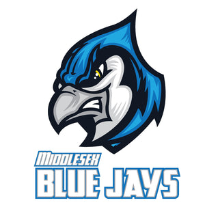 Middlesex Blue Jays Pin