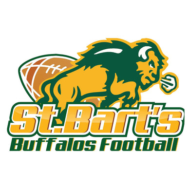St. Bart's Buffalos Pins